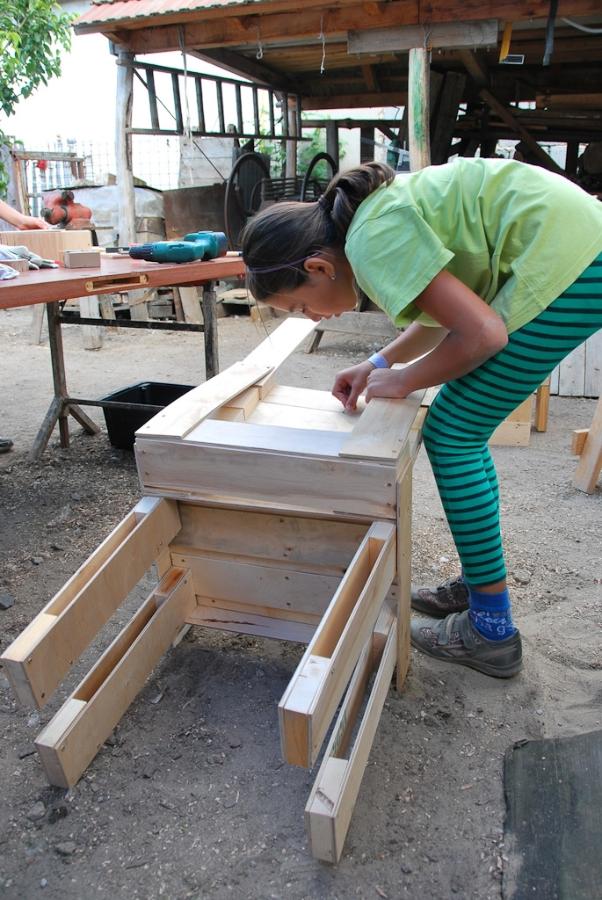 Tinkering School Bratislava 2012