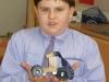 Krúžok majstrovania - auto na balónový pohon