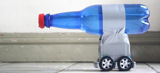 Auto na vodu alebo recept na dlhovekosť – 2%