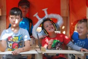 Škola majstrovania 2014 – Deň 1