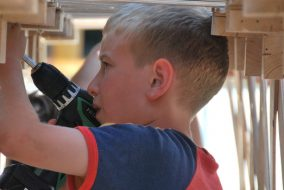 Tinkering School Bratislava 2012 – Day 2