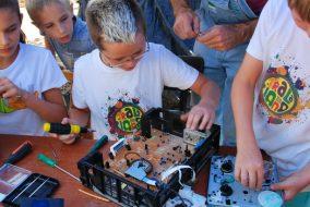 Tinkering School Bratislava 2012 – Day 3
