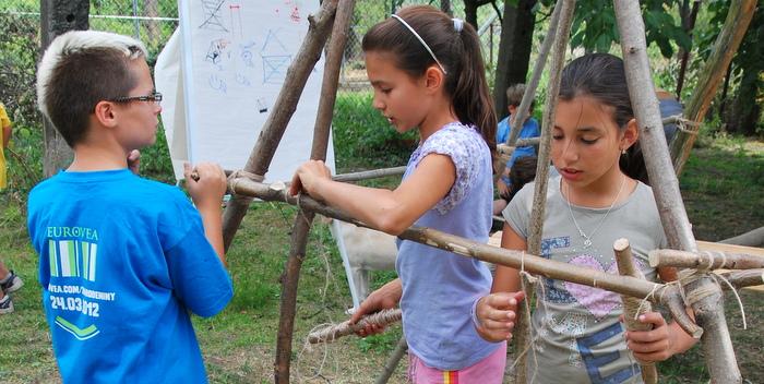 Tinkering School Bratislava 2012 – Day 4