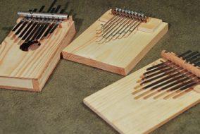 Kalimba – vyrobte si s deťmi jednoduchý hudobný nástroj