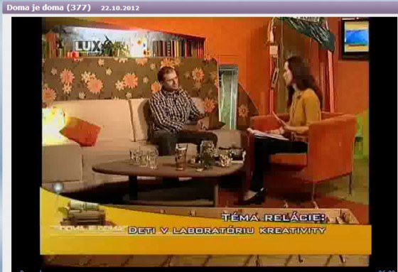 Tv Lux - Doma je doma - 22.10.2012